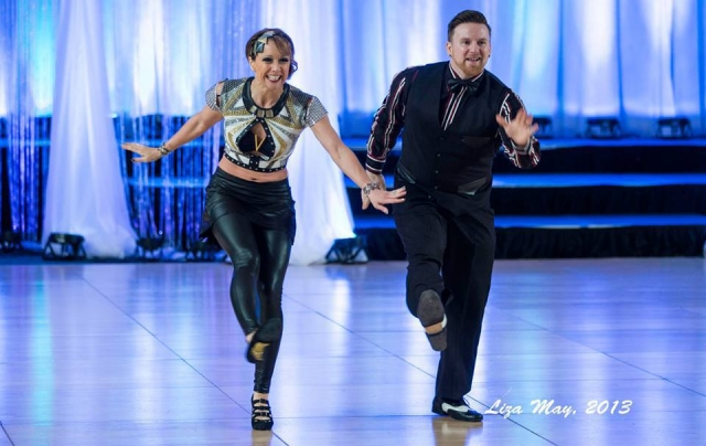 Myles Munroe & Tessa Cunningham Munroe West Coast Swing