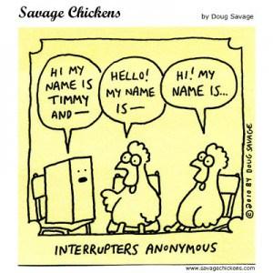 chickeninterrupt
