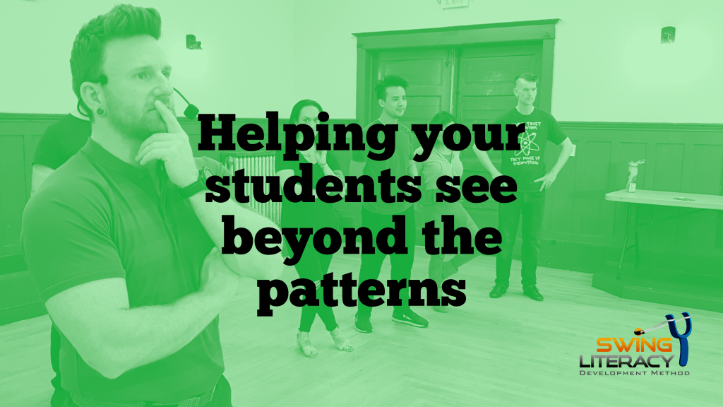 Helping your students see beyond the patterns